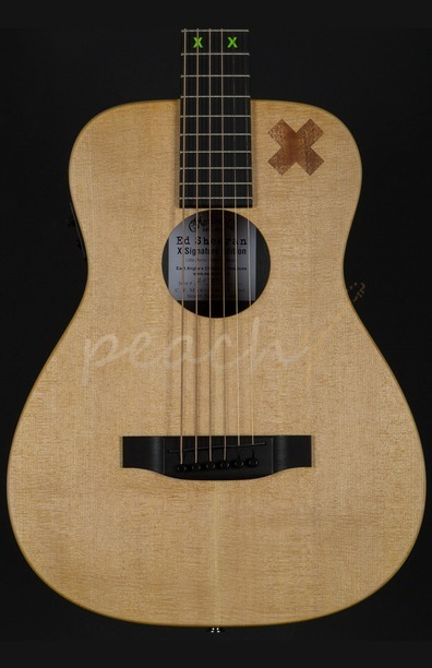 CF Martin Ed Sheeran X Signature Edition