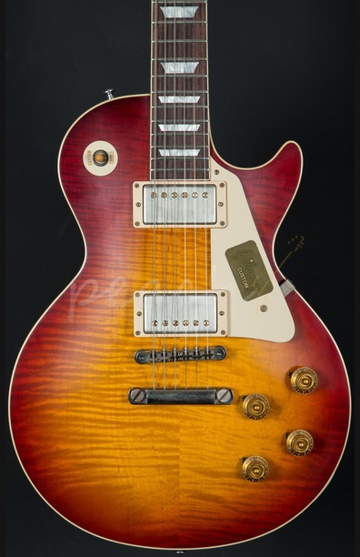 Gibson Custom 58 Les Paul Lightly Figured Handpicked Top