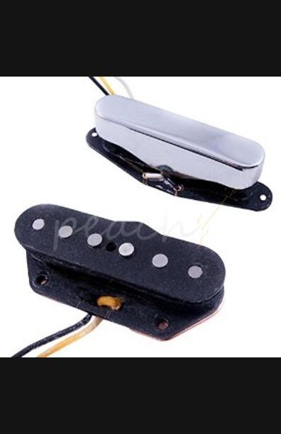 Fender Custom Shop Twisted Tele Pickup Set