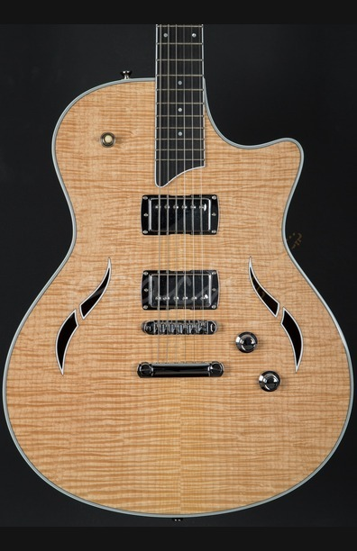 Taylor T3 Flame Natural Alnico