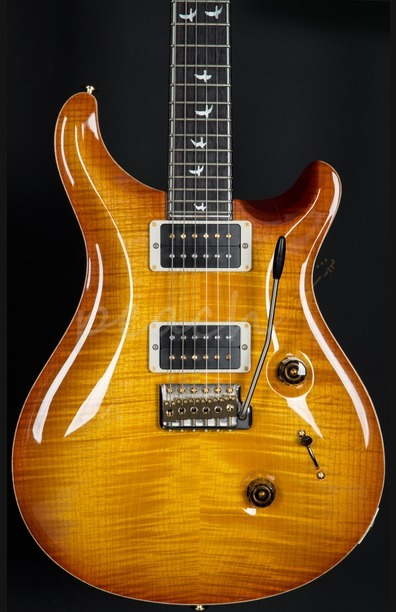 PRS Custom 24 30th Anniversary Vintage Sunburst Pattern Thin