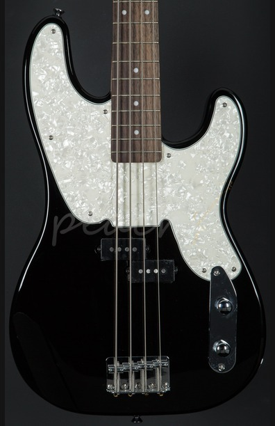 Squier Mike Dirnt Precision Bass Black