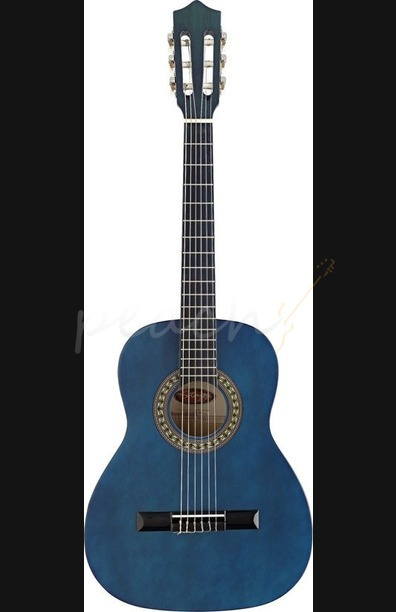 Stagg 3/4 Sized Classical Guitar - Blue