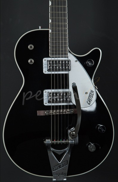 Gretsch G6128T-TVP Power Jet with Bigsby