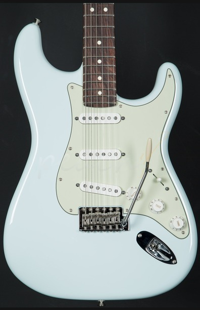 Fender American Special Strat Sonic Blue RW