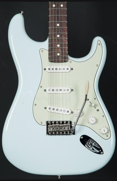 Fender American Special Strat Sonic Blue RW
