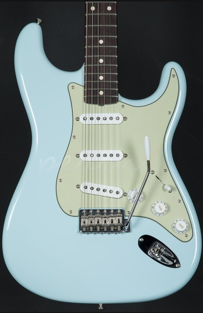 Fender Custom Shop 59 Strat NOS Sonic Blue