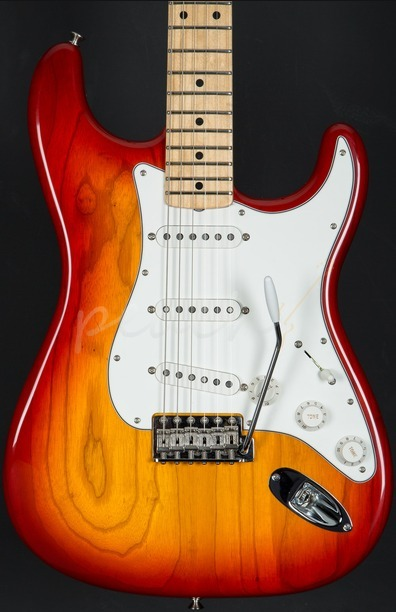 Fender Custom Shop 59 Strat NOS Aged Cherry Sunburst Ash
