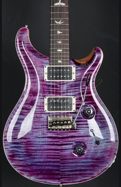PRS Custom 24 Violet 2016 Model Pattern Regular