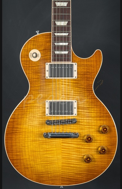 Gibson 2016 Les Paul Standard - Honey Burst Used