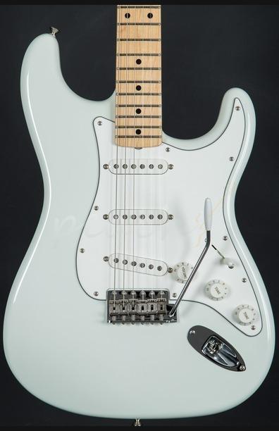 Fender Custom Shop 59 Strat NOS Olympic White Maple Neck