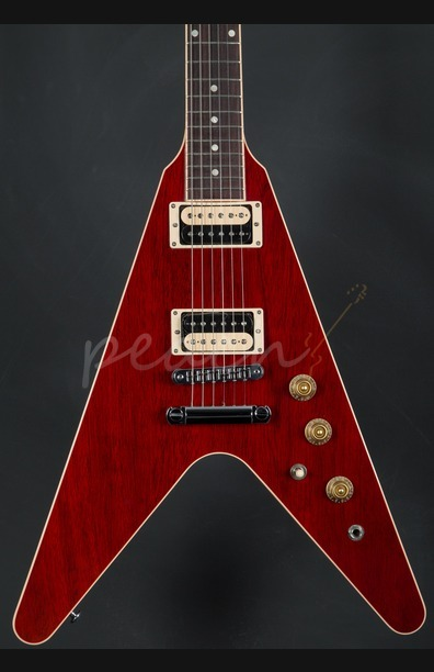Gibson 2016 Flying V Pro - Wine Red