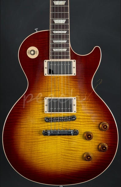 Gibson 2016 Les Paul Standard - Tea Burst