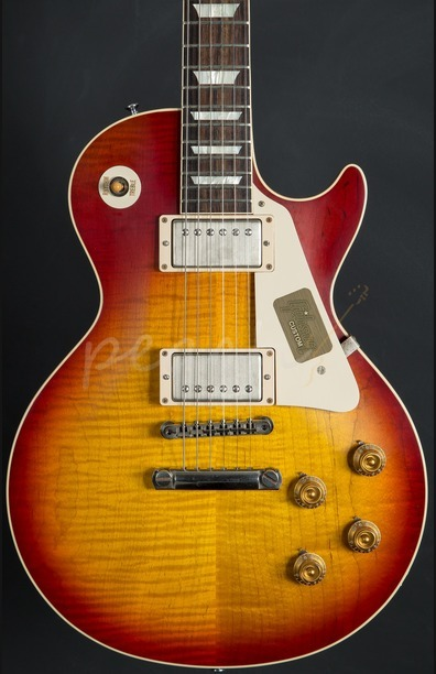 Gibson Custom 58 Les Paul VOS Believer Burst with Handpicked Top