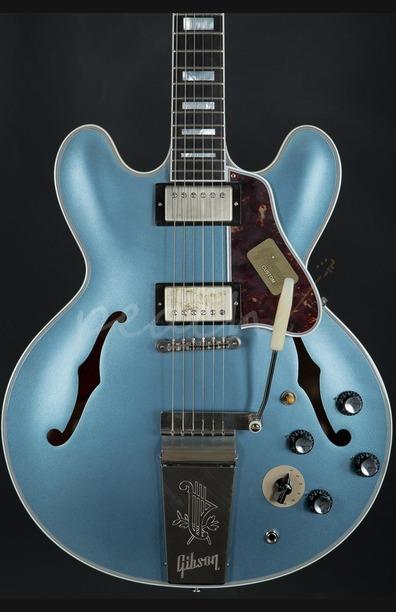 Gibson Custom ES-355 Varitone Maestro VOS Pelham Blue
