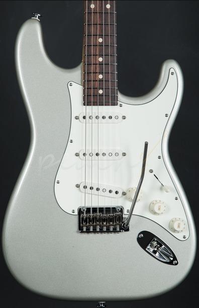 Suhr Classic Pro Inca Silver RW SSS