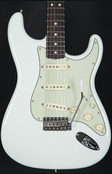 Fender Custom Order 'Tone Machine' 62 NOS Strat Olympic White