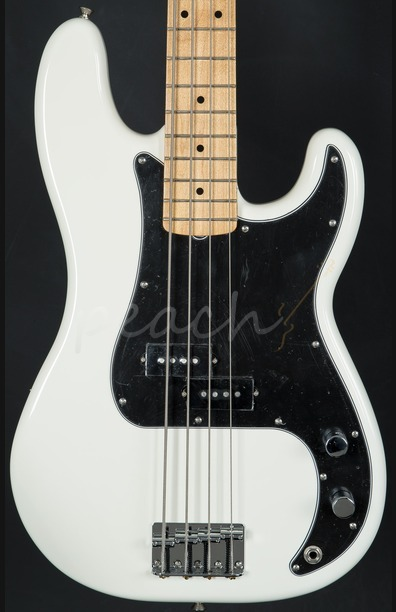 Fender Dee Dee Ramone Precision Bass - Ex-demo