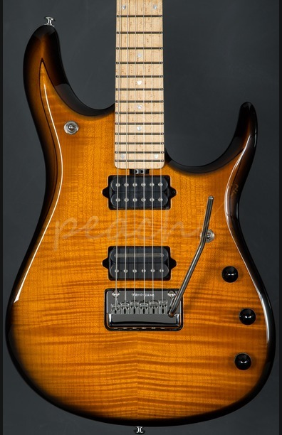 Music Man JP6 Ball Family Reserve Maple Neck Tobacco Burst PDN