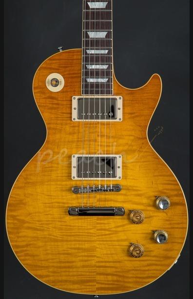 Gibson Custom Peach Commemorative 59 Les Paul TH Gloss