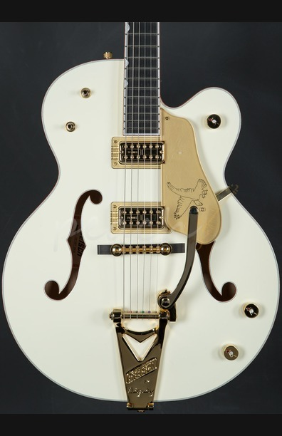 Gretsch G6136T-59GE Golden Era White Falcon