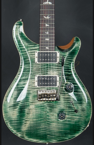 PRS Custom 24 Faded Evergreen