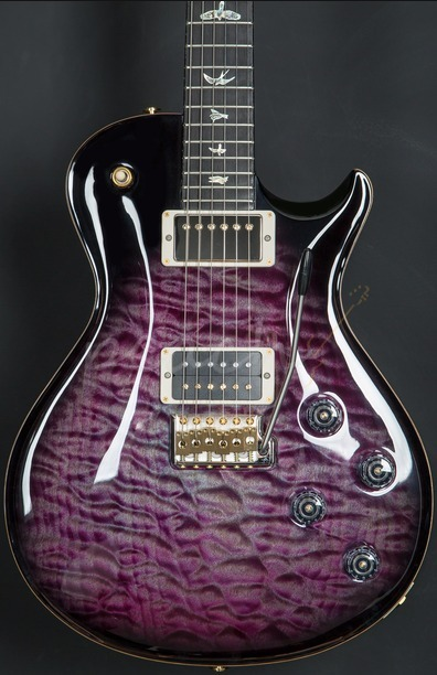 PRS Wood Library Tremonti Violet Smokeburst
