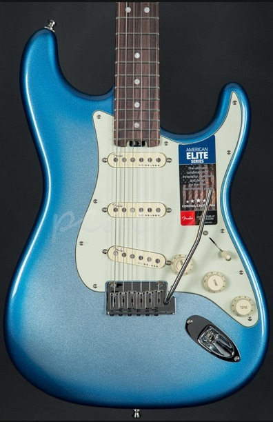 Fender American Elite Strat RW - Sky Burst Metallic