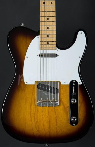Suhr Classic T Pro 2 Tone Burst Swamp Ash Maple neck