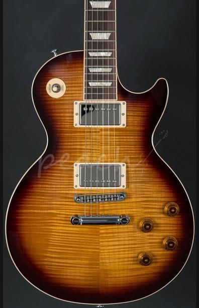 Gibson 2016 Les Paul Standard - Desert Burst