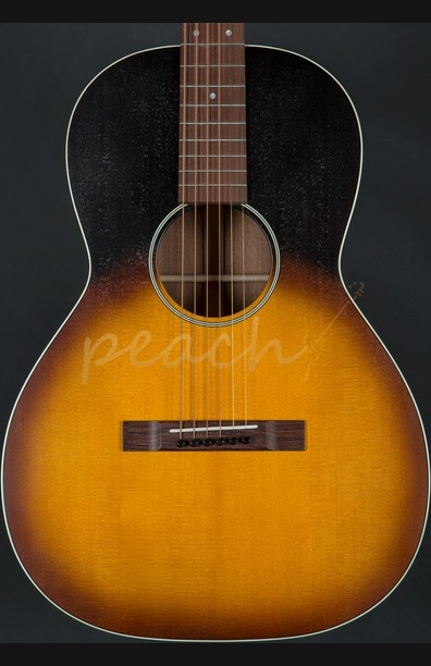 Martin 00-17S - Whiskey Sunset Acoustic Guitar