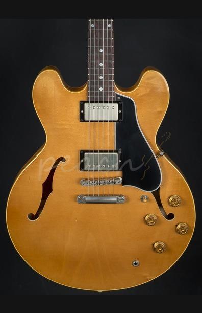 Gibson 1958 ES-335 VOS Natural 2016 spec