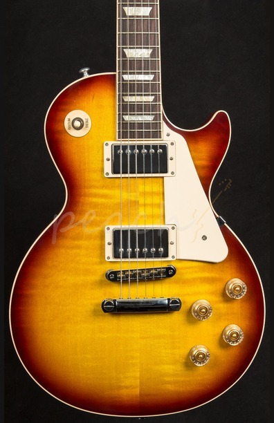 Gibson 2016 Les Paul Traditional Premium Finish - Iced Tea