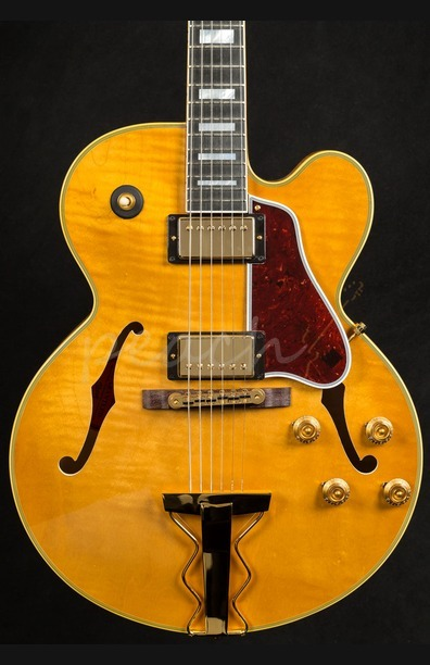 Gibson ES-275 Figured Natural