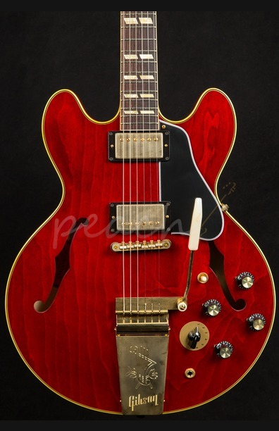 Gibson Memphis 1964 ES-345 TDC Maestro Sixties Cherry