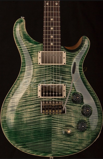 PRS DGT Faded Evergreen