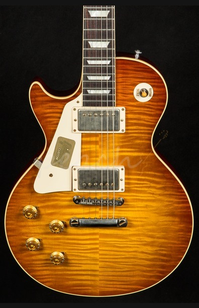 Gibson Custom Standard Historic 1959 Les Paul Left Handed VOS Iced Tea