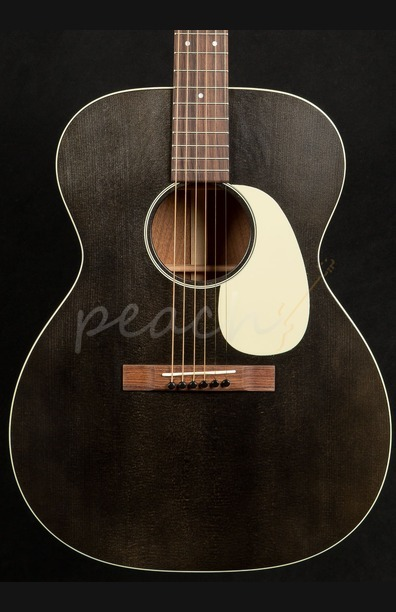 Martin 000-17 - Black Smoke Acoustic Guitar