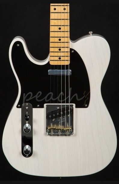 Fender Custom Shop '52 Telecaster NOS White Blonde Left Handed