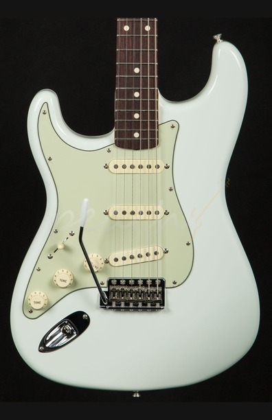 Fender Custom Shop '59 Strat NOS Olympic White Left Handed