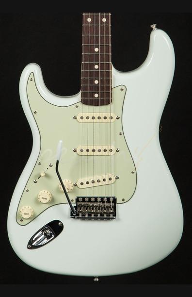 Fender Custom Shop '59 Strat NOS Olympic White Left Handed