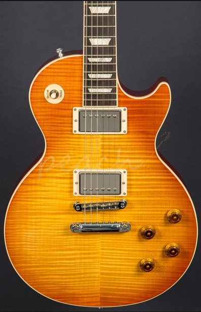 Gibson 2016 Les Paul Standard - Light Burst