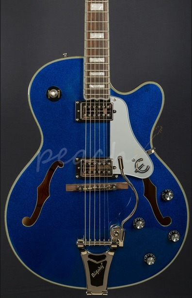 Epiphone Emperor Swingster Ltd Ed Blue Royale