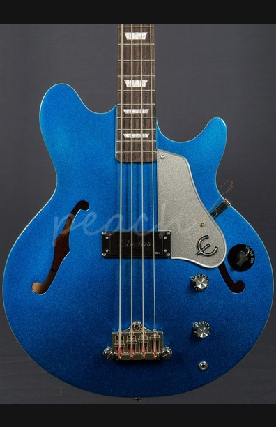 Epiphone Jack Casady Ltd Ed Bass Blue Royale