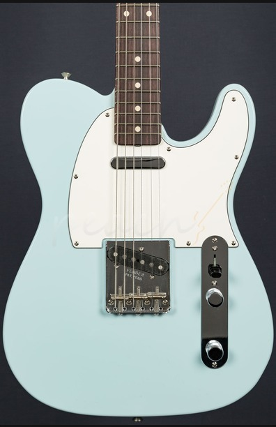 Fender Custom Shop '59 Telecaster NOS Sonic Blue