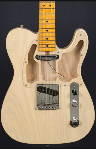 Fender Custom Shop Limited '67 Closet Classic Smuggler's Telecaster