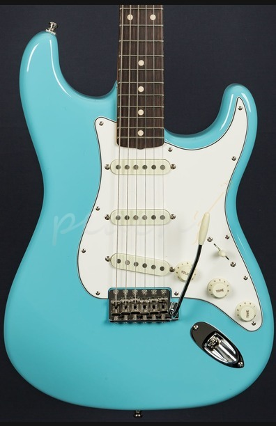 Fender Custom Shop Postmodern Strat NOS Daphne Blue