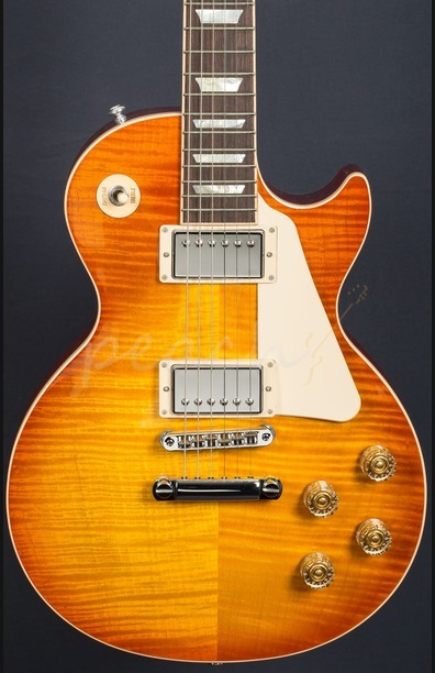 Gibson 2016 High Performance Les Paul Standard - Light Burst
