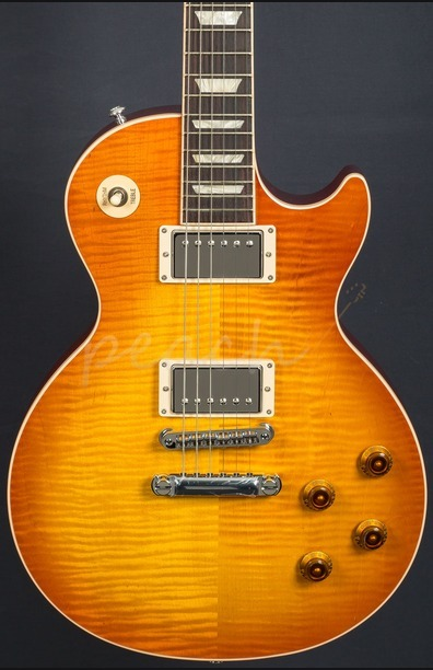 Gibson 2016 Les Paul Standard - Honey Burst