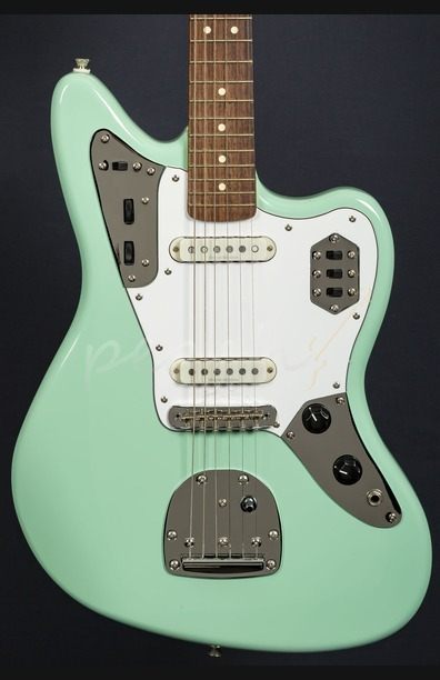 Fender Squier Vintage Modified Jaguar - Surf Green